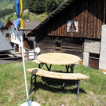 Hütte Pfunds, Freisitz