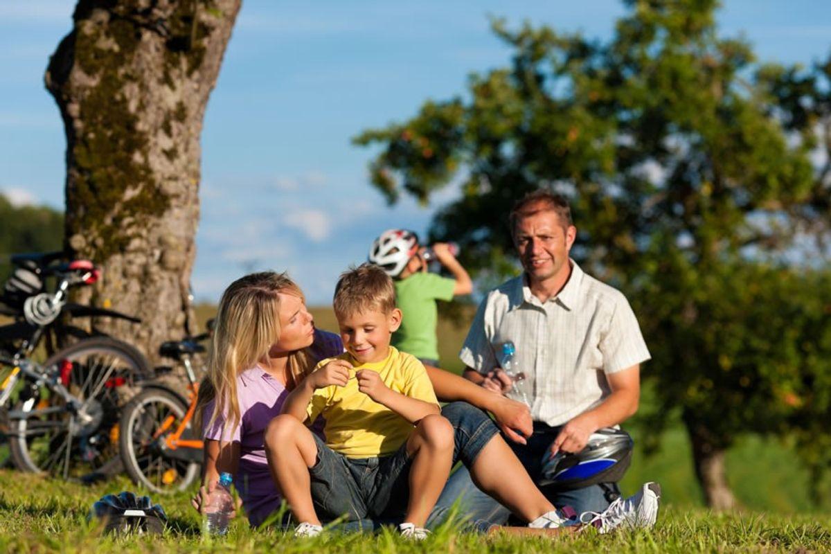 Familien - Sommerurlaub