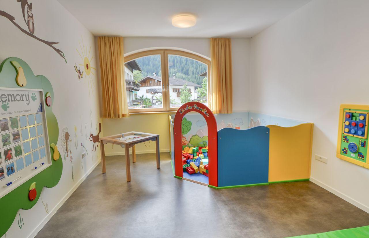 7 Tage die Woche Kinderbetreuung