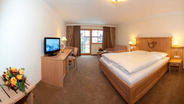 Komfort Doppelzimmer 4 Personen