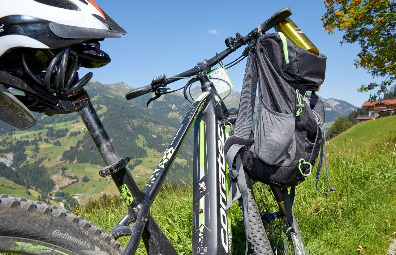 Radfahren und E-Biken in Großarl