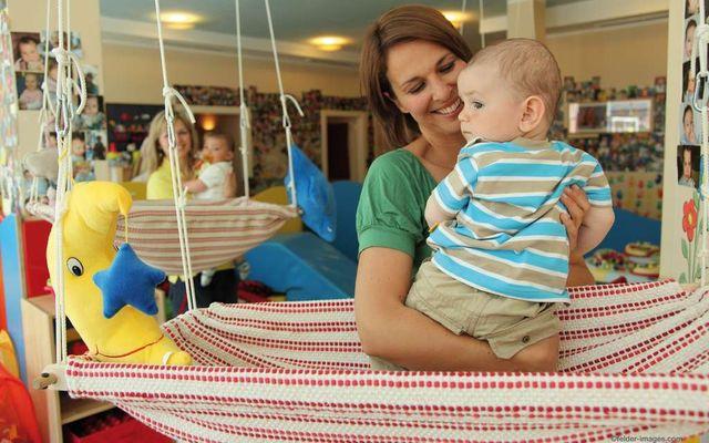 Familienurlaub mit Baby Südtirol