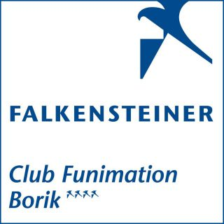 Falkensteiner Club Funimation Borik - Logo