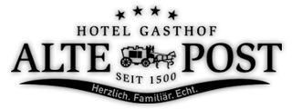 Familienhotel Alte Post - Logo