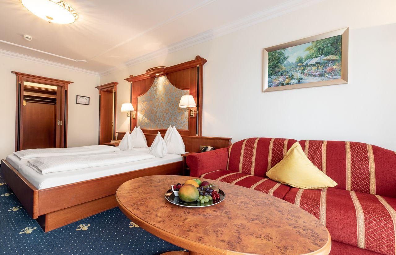Komfortzimmer Residenz