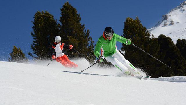 März- und Aprilspecial : Skifahren und Wellness