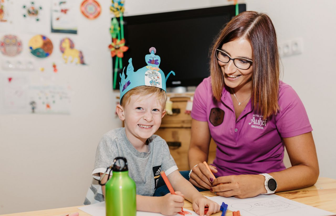 Kinderbetreuung für coole Kids ab 3 Jahren