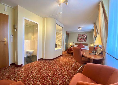 """Camera doppia """"Gorgeous"""" (1/4) - Gaia Hotel"""