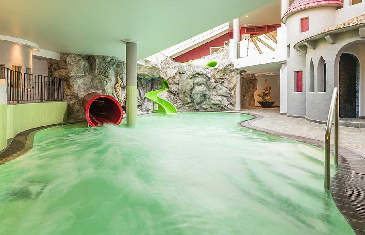 Hotel Schneeberg Ridnaun Südtirol Alto Adige Bergiland