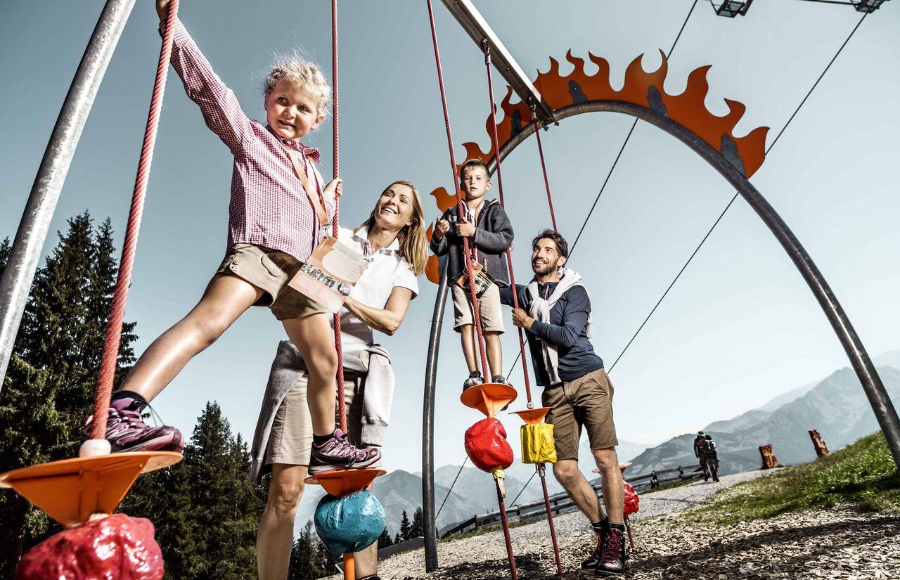 Kinderwelt Alpis Spielwiese