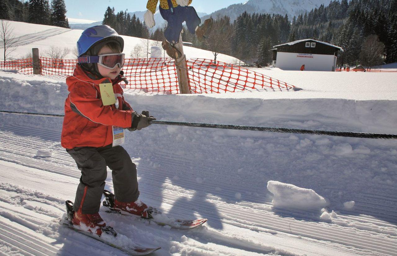 Hoteleigene Skischule