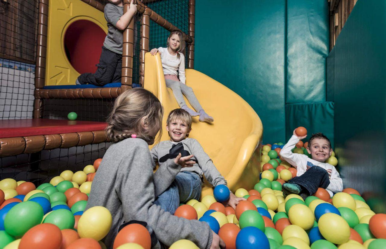 Kinderwelt innen