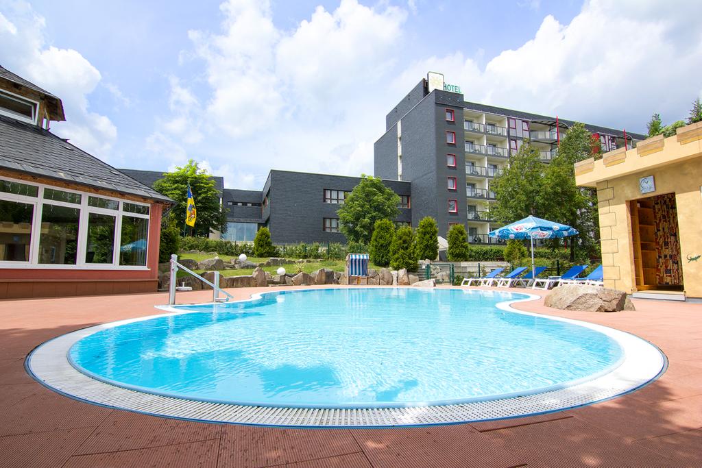 Reiterferien Hotel Deutschland