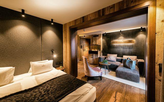 Familienzimmer  Suite Löwenzahn