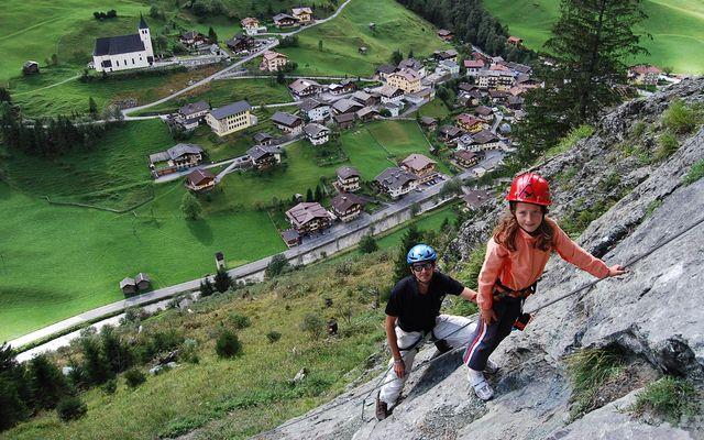 Natur-Erlebnistage und Klettern