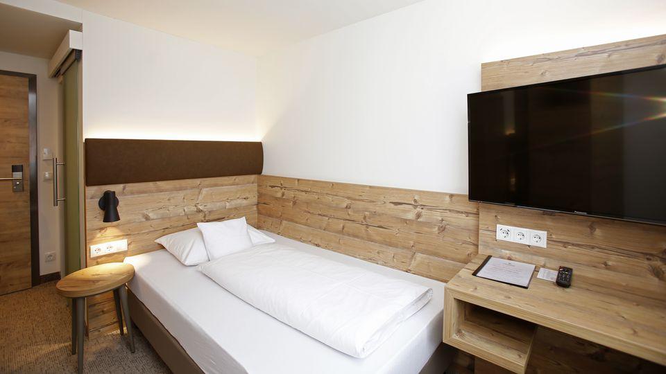 Hotel Rose Ellwangen Einzelzimmer Budget