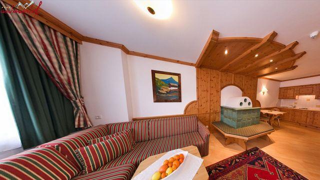 """2-Raum Appartement """"Aschau"""" (53 m²)"""