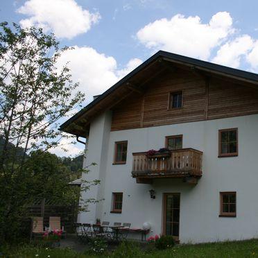 Ferienhaus Auwiese, Sommer