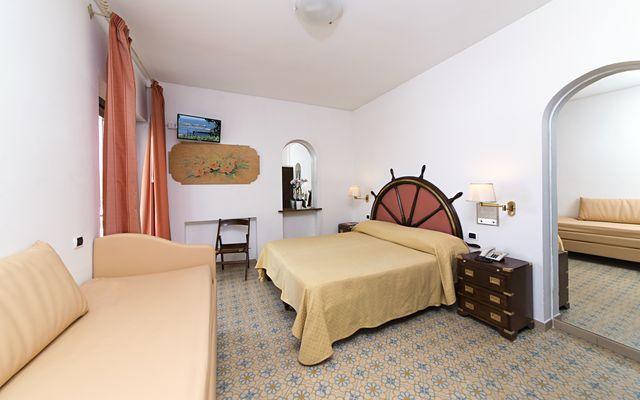 Zimmer, Kinderhotel Le Canne Ischia