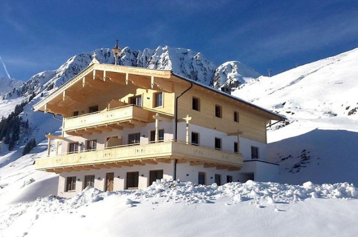 Trattenbach Chalet Rettenstein, Winter