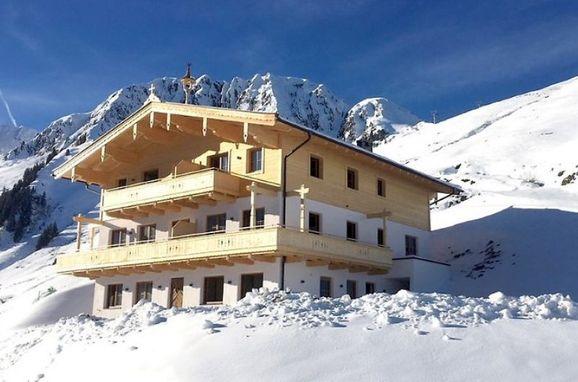 Winter, Trattenbach Chalet Rettenstein, Jochberg, Tirol, Tirol, Österreich