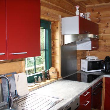 Götschlhütte, Küche