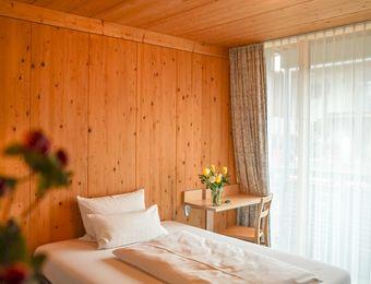 Galleria - camera singola - Bio Hotel und Restaurant Seehörnle