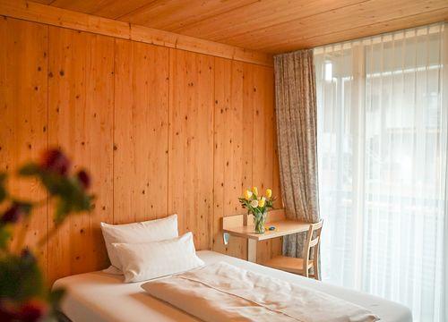Galleria - camera singola (1/2) - Bio Hotel und Restaurant Seehörnle