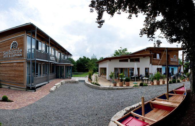 3 Sterne Bio Hotel und Restaurant Seehörnle - Gaienhofen, Baden-Württemberg, Deutschland