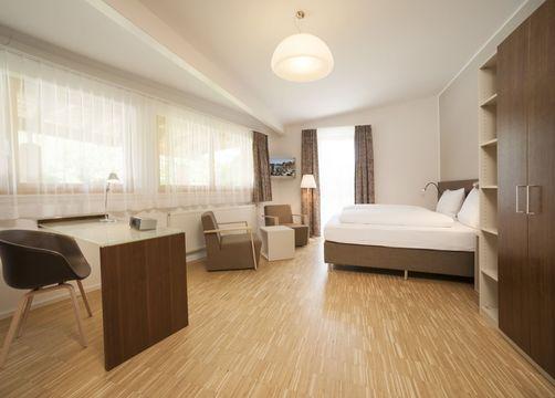 Atelier - Double Room - Komfort (4/6) - Bio Hotel und Restaurant Seehörnle