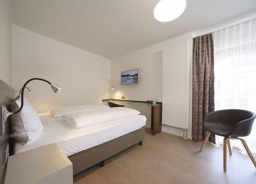 Atelier - Single Room - Balcony (1/3) - Bio Hotel und Restaurant Seehörnle