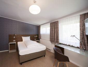 Atelier - Single Room - Bio Hotel und Restaurant Seehörnle