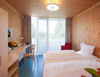 Gallery - double room - Bio Hotel und Restaurant Seehörnle