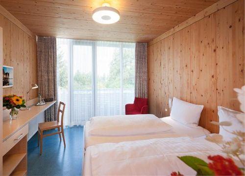 Gallery - double room (1/2) - Bio Hotel und Restaurant Seehörnle