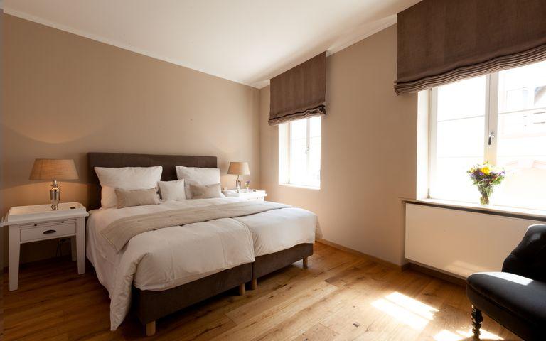 Doppelzimmer im Gästehaus