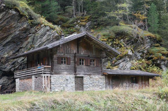 Sommer, Landeckalm in Matrei in Osttirol, Tirol, Tirol, Österreich