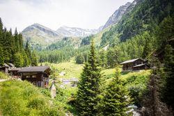 Sommerurlaub in der Landeckalm Hütte in Österreich