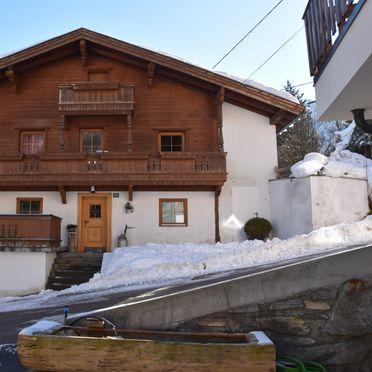 Winter, Ferienhaus Kreuzlauhof in Mayrhofen, Tirol, Tirol, Österreich