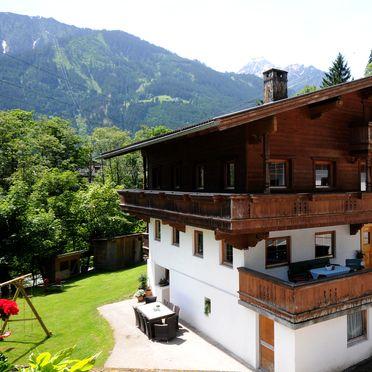 Sommer, Ferienhaus Kreuzlauhof, Mayrhofen, Tirol, Tirol, Österreich
