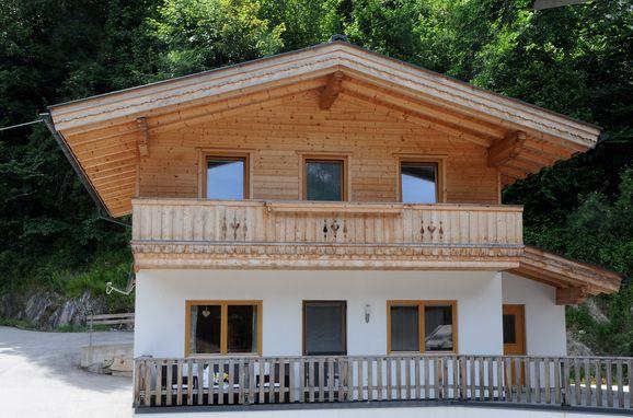 Aussenansicht, Ferienhaus Marie in Mayrhofen, Tirol, Tirol, Österreich