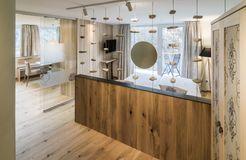Nuova suite planetaria Venere (5/6) - Bio- und Bikehotel Steineggerhof