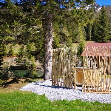 HotPot in der Natur, Hütte Almparadies in Forstau, Salzburg, Salzburg, Österreich