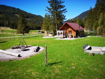 Hütte Almparadies - Salzburg - Österreich