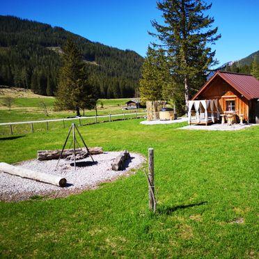 Sommer, Hütte Almparadies in Forstau, Salzburg, Salzburg, Österreich