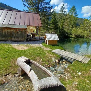 Außenbereich, Hütte Almparadies, Forstau, Salzburg, Salzburg, Österreich
