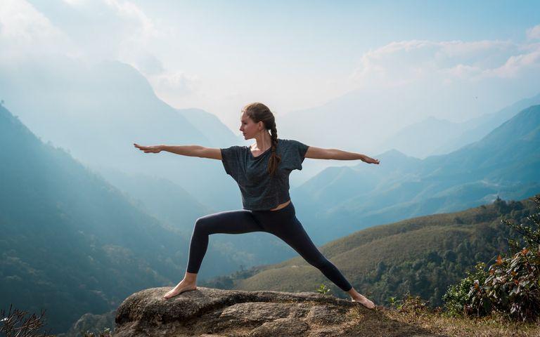 Yoga & Wandern