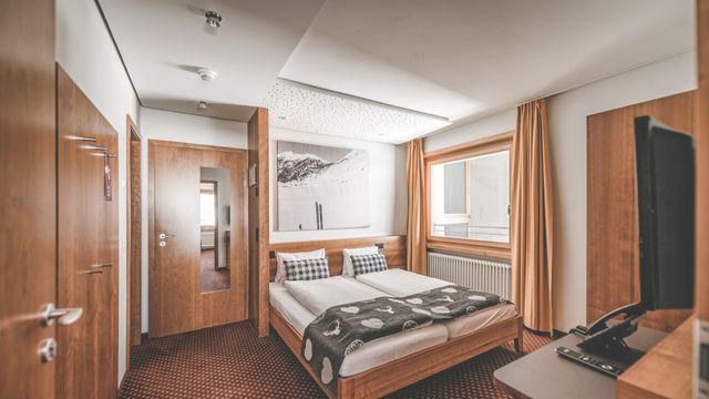 Doppelzimmer «18» (1-Raum)