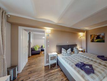 Junior suite nella scuderia - Schönhagener Mühle