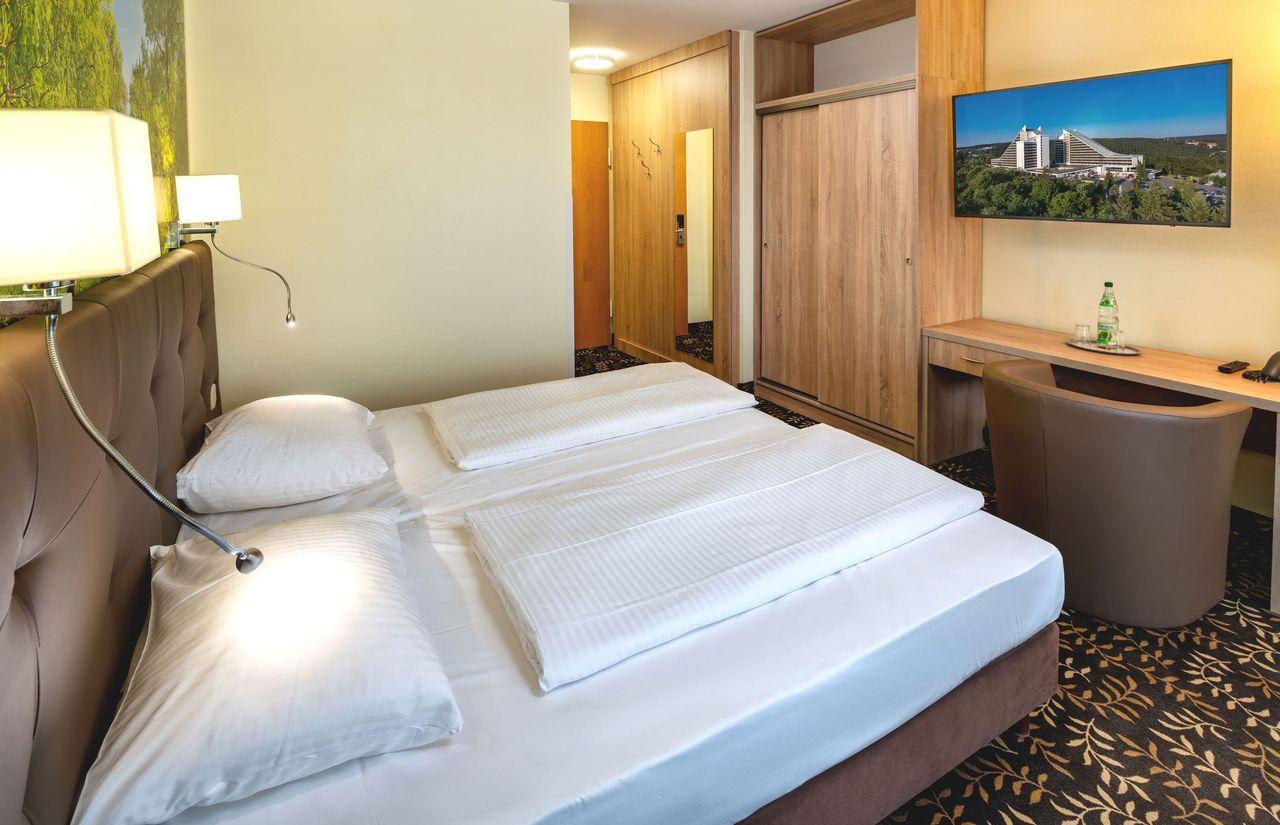 AHORN Panorama Hotel Oberhof - Rennsteig-Zimmer-TV