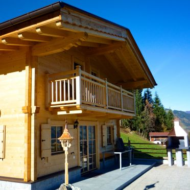 Sommer, Chalet Bergjuwel, Hippach, Tirol, Tirol, Österreich